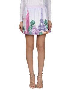 Mini skirts by Frankie Morello, Women's, Size: Medium, Purple