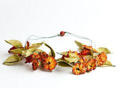 Ana Hagopian - paper jewellery