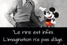 Walt Disney - 2 Citations