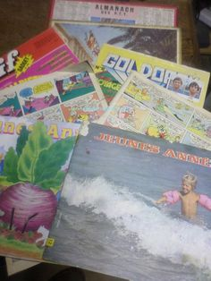 Instant Collection  Childrens Comics  by BookShopBiblioteque, €8.00