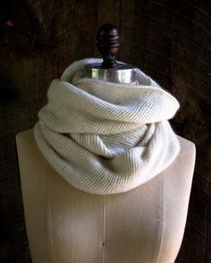 Crosshatch Cowl | The Purl Bee