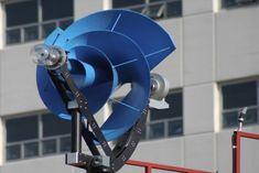 The most efficent wind turbine - The Archimedes