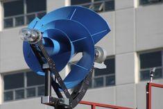 The most efficent wind turbine