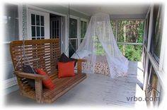 upper sleeping porch