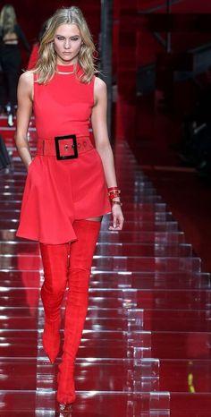 Versace Fall 2015 Ready-to-Wear