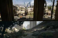 Battlefield 4 Concept Art on Behance