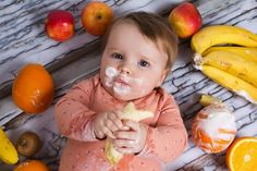 10 First Foods To Try When Baby Led Weaning