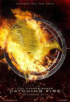 #CatchingFire