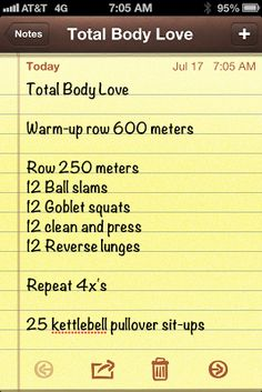 Total Body Love - 30 minute total body HIIT workout