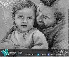 ST. JOSEPH and Baby JESUS