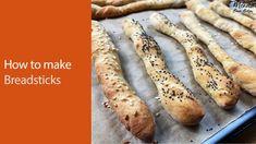 How to make breadsticks : Crispy Bread Sticks : Breadsticks recipe UK : ... Breadsticks Recipe, Baking Recipes, Sausage, How To Make, Food, Cooking Recipes, Meal, Sausages, Eten