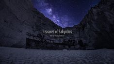 Treasures of Zakynthos - A Timelapse Film