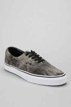 vans half cab acid wash