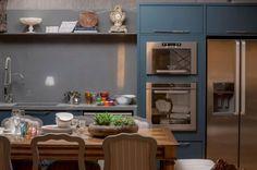 Loft Urbano | Casa Cor  Amei os armários modulados!