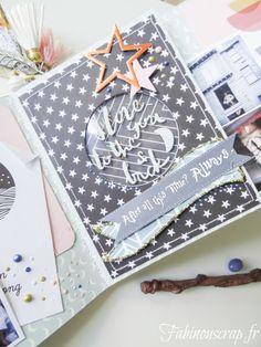 Pour tes beaux yeux...: Moments Magique, sur le thème Harry Potter, pour Embelliscrap