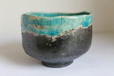 Raku - Schale -Keramik 28,00