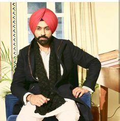 Turban Style, Best Actor, Dressing, Singer, Actors, Blazer, Mens Fashion, Suits, Stylish