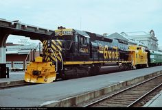 RailPictures.Net Photo: 5399 Denver & Rio Grande Western Railroad EMD SD40T-2 at Denver, Colorado by Greg Thompson