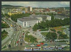Oslo, European Countries, Norway, Paris Skyline, Dolores Park, Coast, Mansions, Gate, Historia