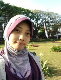 At Monument Malang City