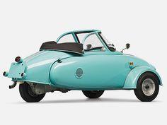 Microcar Microcar Jurisch Motoplan Prototype... | The Khooll