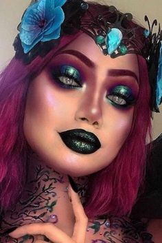 43 Fantasy Makeup Ideas To Learn What It S Like Be In The Spotlight
