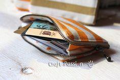 zipper card pouch tutorial