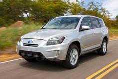 #Toyota #RAV4 Gas Mileage Test Drive | #Best4CylinderSUV