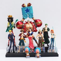6-16cm One Piece Figure After 2 Years Monkey D Luffy Nami Chopper Nico Pvc Action Figure Collection Model Toy Excellent In Cushion Effect Action & Toy Figures