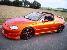 Honda CRX Del Sol #2685547