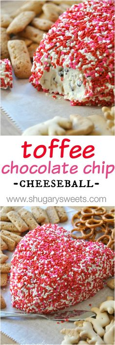 Chocolate Chip Toffe