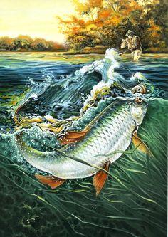 картинки для декупажа рыбалка и охота