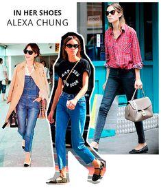 Os sapatos favoritos da fashion girl Alexa Chung