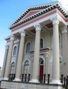 Masonic Temple, Jersey, Channel Islands. Across the road from my house!