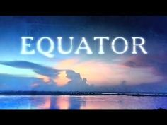 EQUATOR - episode 1: AFRICA series with Simon Reeve  (C1, Wk 21)