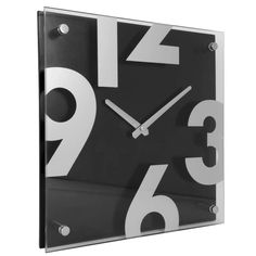 Karlsson clocks. Love the modern lines and funky designs.