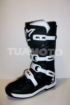 e6ef118103f (4) Botas De Motocross Alpinestars Tech 3 - No Fox - Tuamoto!