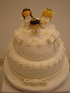 Angels cake by Stefy's Cakes, via Flickr