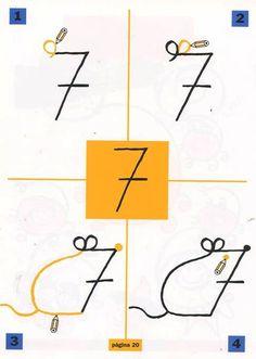 Dibuja con los números - Lourdes Rubio - Picasa Web Albums