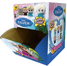 12/1/2016 -- Disney Frozen Fash'ems Figure Blind Pack Box of 35 now on Amazon!