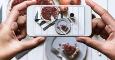 How to take the perfect food photo - Asurion Chefs, Photo Food, Menu Restaurant, Instagram Tips, Top Instagram Accounts, Food Instagram, Instagram Worthy, Perfect Food, How To Take Photos
