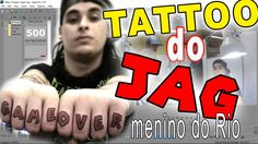 Tattoo Intensa - Game Over (Wagner JAG)