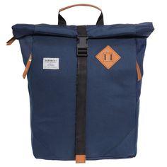 ae7232179f sandqvist eddy backpack blue   Men s Bag Society Herenrugzak