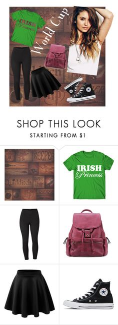 """World cup"" by mrsnotsoperfect ❤ liked on Polyvore featuring Venus, Converse and plus size clothing"