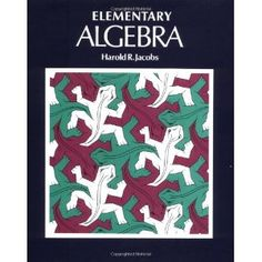 Review of: Jacobs' Elementary Algebra  could this be a solution with verities press?