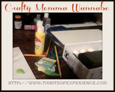 Crafty Wannabe Momma - http://www.tidbitsofexperience.com/crafty-wannabe-momma/ #OrientalTradingHomeschooling