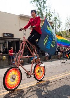 Check out how California Celebrates LGBT Communities with Statewide pride events. In SoCal? Celebrate at one of the big events in Los Angeles, Santa Barbara or Palm Springs.
