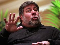 Woz comes out for Bernie Sanders