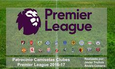 El patrocinio de las camisetas de la Premier League, un negocio de 318 millones