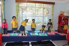 Hop hop! Fun learning games at Kidzee Old Baneshwor  #SummerFun #Activity #EarlyChildhoodEducation #BestPreschool #Preschool #PicOfTheDay #Preschool #AsiasLargest #EarlyEducation #India #AdmissionOpen Like